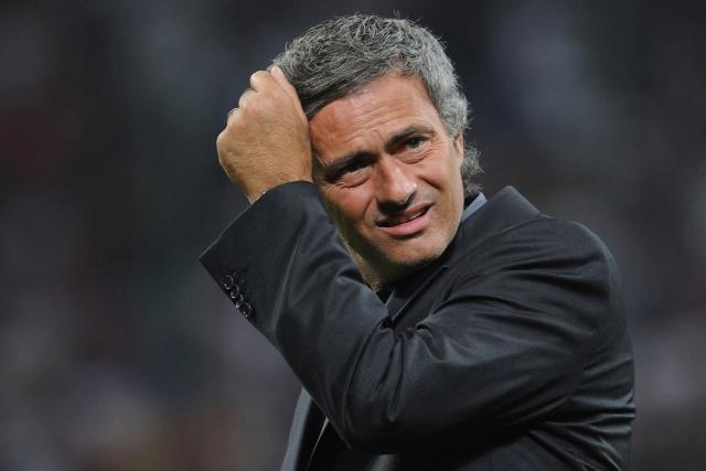 Жозе Моуринью спровоцировал конфликт после матча с «Ювентусом»
