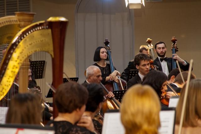Ростовский симфонический оркестр отправится с концертом в Австрию