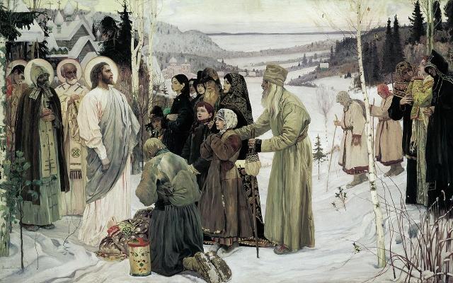 Михаил Нестеров. Святая Русь. 1901-1906