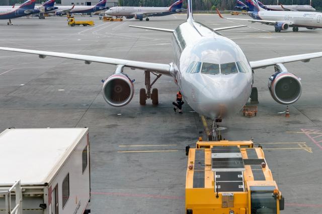В «Шереметьево» рассказали о первом рейсе из Дамаска