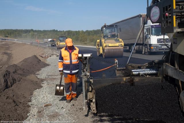 Более 100 км новосибирских автодорог отремонтировано по проекту БКД