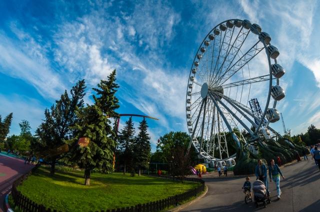 От госпошлины с аттракционов регионы получат около 140 млн рублей