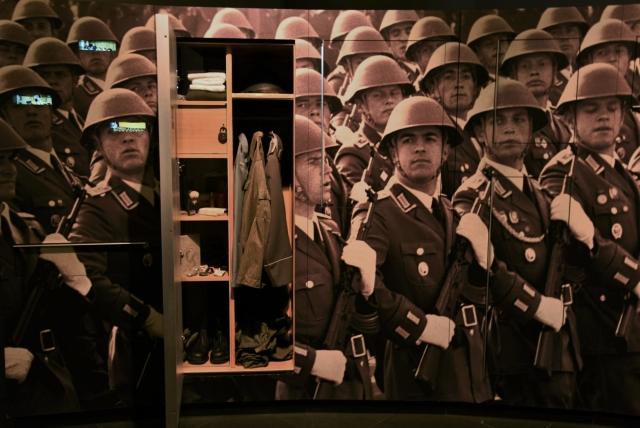 Один из экспонатов Музея ГДР (DDR-Museum) в Берлине. Музей был открыт в 2006 году. Постоянная экспозиция рассказывает о жизни и культуре Германской Демократической Республики, насчитывает около 1000 экспонатов. Музей ГДР является одним из самых популярных музеев  Берлина