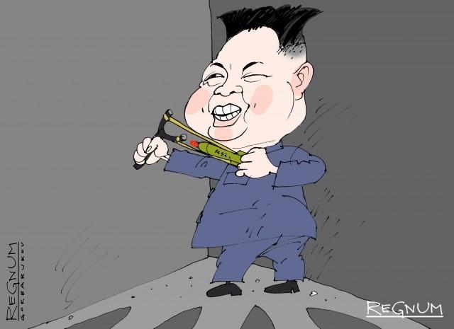 Северная Корея продолжает добычу урана