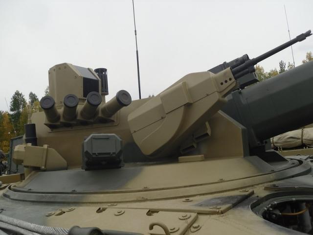 Новая российская концепция легких бронемашин — более мощные пушки