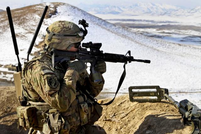 Калифорнийский стрелок служил в Афганистане – CNN
