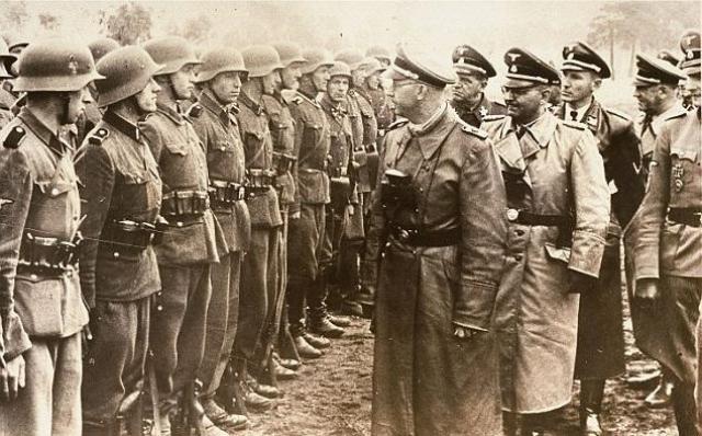 Дивизия СС «Галичина» стала примером мужества для киевских школьников - ИА  REGNUM