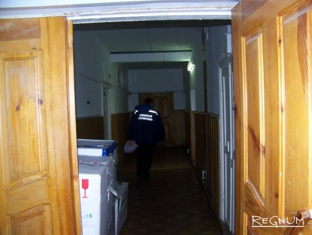 Сотрудник скорой помощи в ЦРБ Топчихинского района Алтайского края