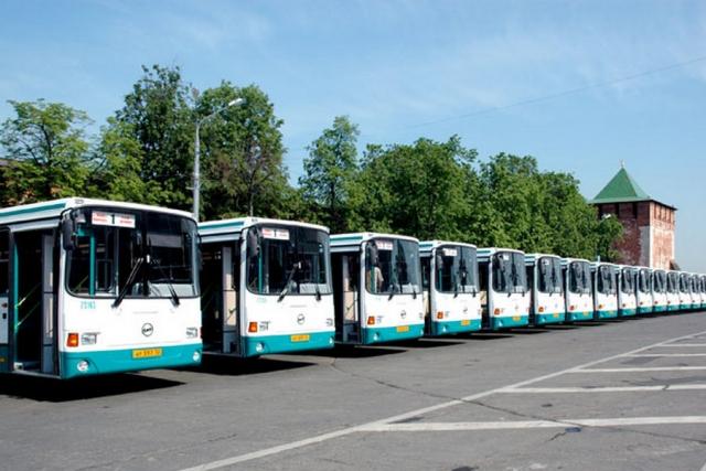 Субсидия Минпромторга РФ: 144 автобуса «поссорили» нижегородские власти