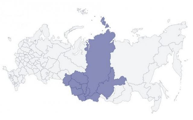 Внешнеторговый оборот Сибирского федерального округа вырос почти на 28%