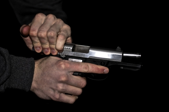 В Ингушетии разыскивают неизвестных, расстрелявших трех человек