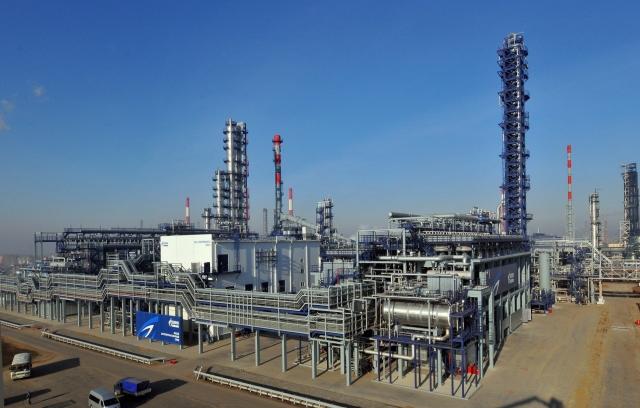 Омский НПЗ ОАО «Газпромнефть». Установка изомеризации