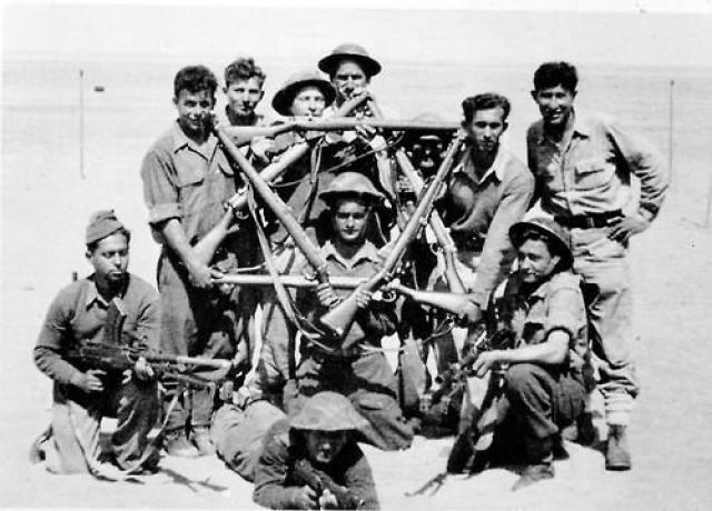 Отряд «Хагана». Исторический опыт самообороны