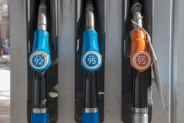 Рост цен на бензин в Екатеринбурге совпал с данными ФАС