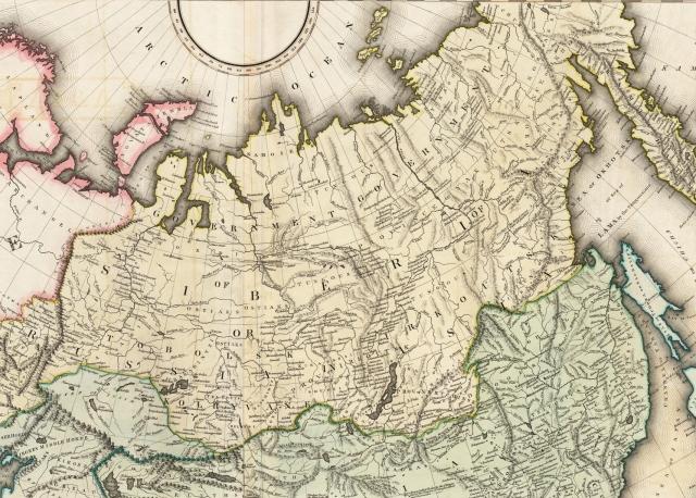 Русский флот и первый конфликт с Китаем