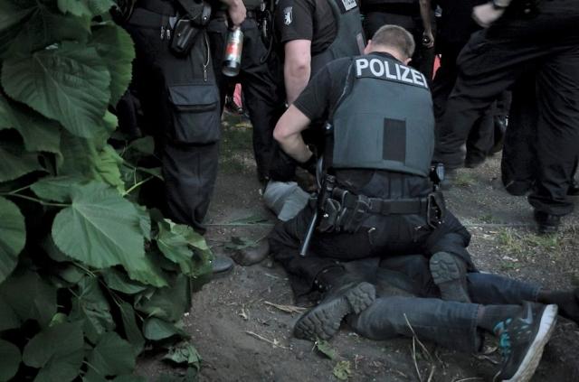 Полиция Германии: Тонна кокаина в Гамбурге — дело рук «Ангелов ада»