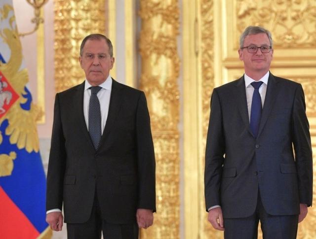 Послу Австрии в Москве был заявлен протест из-за шпионского скандала
