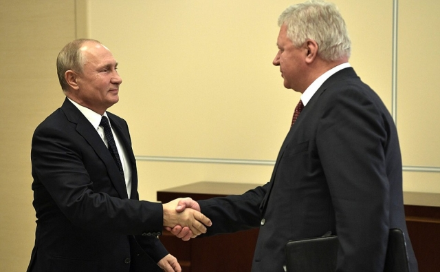 Путин будет участвовать в реформировании обязательного соцстрахования