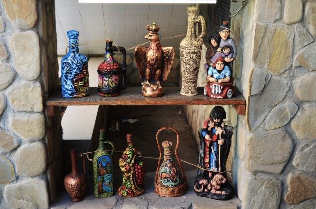Абхазские сувениры