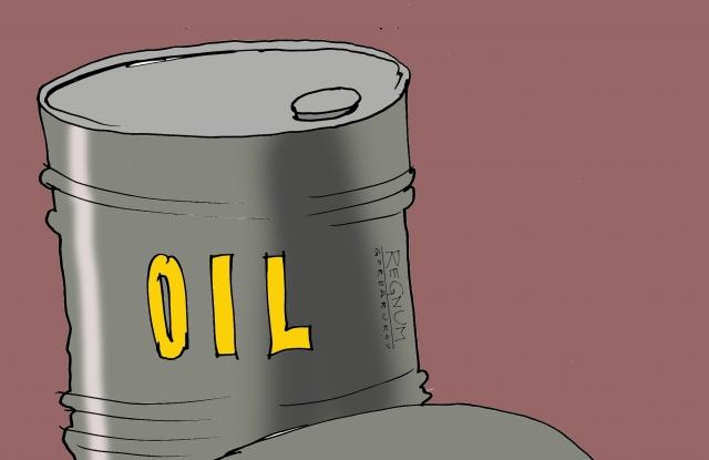 Нефть Brent закончила сессию на $70 за баррель