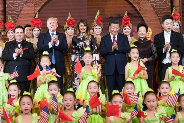 Помпео: США не навязывают Китаю холодную войну