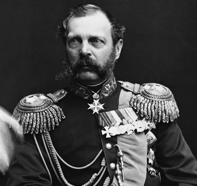 Франция вернула России личные вещи Александра II