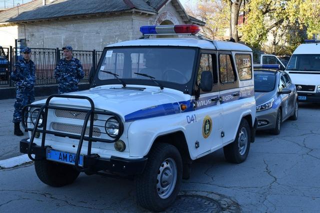 Милиция Приднестровья
