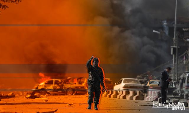 Талибы* напали на уезд Джагори афганской провинции Газни