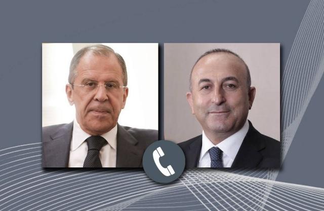 Лавров и Чавушоглу обсудили подготовку к саммиту по Сирии