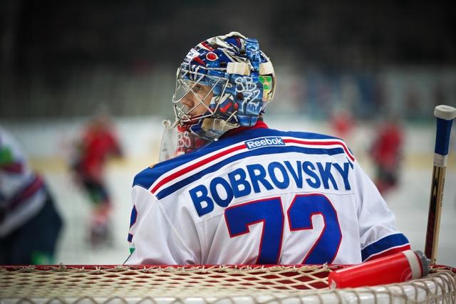 Сергей Бобровский помог «Коламбусу» победить «Вашингтон»