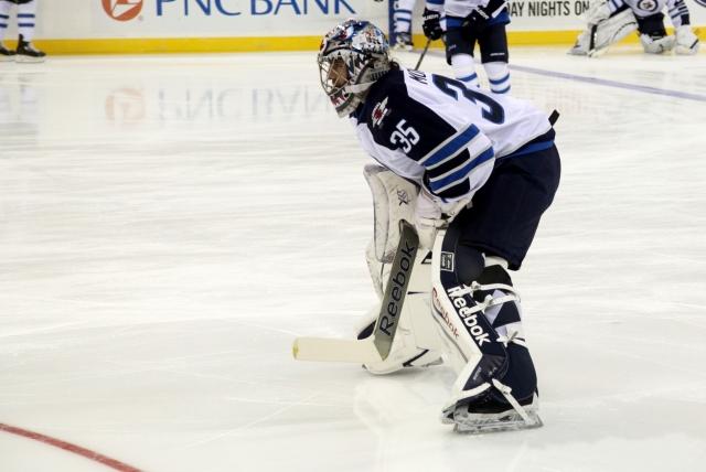 «Виннипег» обыграл «Колорадо» на своем льду