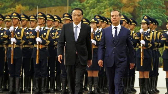«Двойное дно» поездки Дмитрия Медведева в Китай