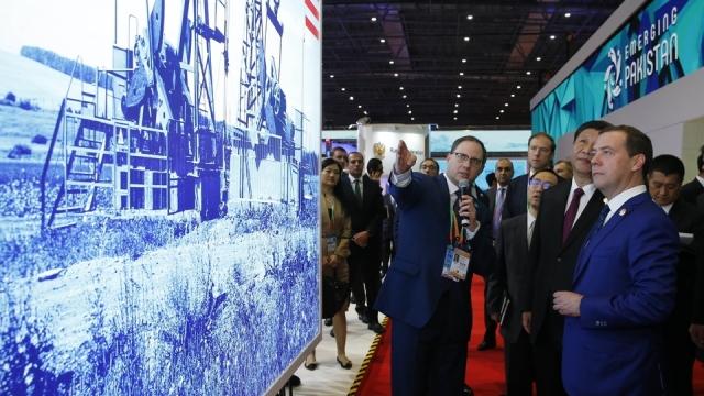 Первая китайская международная импортная выставка