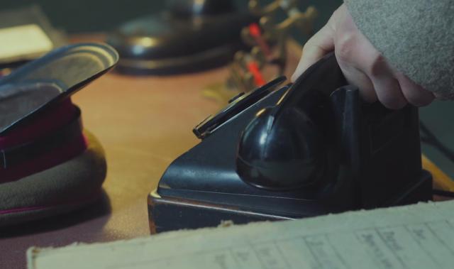 Фильм Дроздова «Прощаться не будем» выходит на телеэкраны