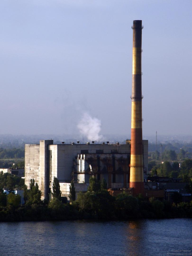 Мусоросжигательный завод «Энергия»