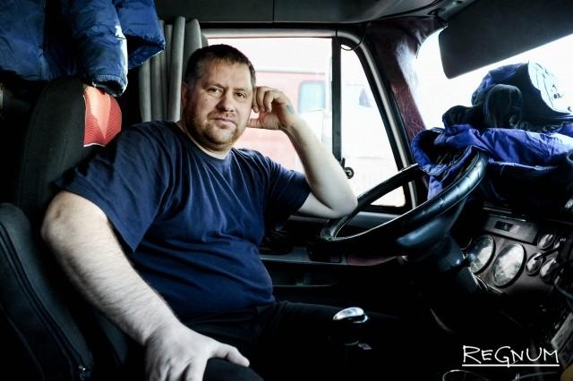 Новые требования для грузовиков: «можно не переобуваться»