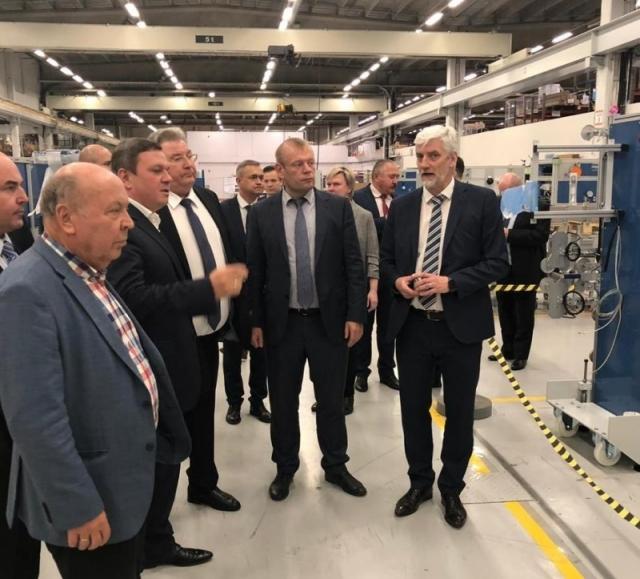 Мордовия и Финляндия расширяют сотрудничество