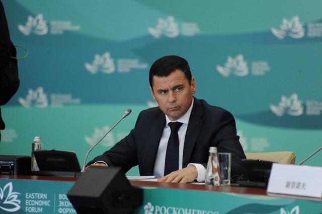 Ярославский губернатор просит Путина не строить ЦБК на Рыбинском море