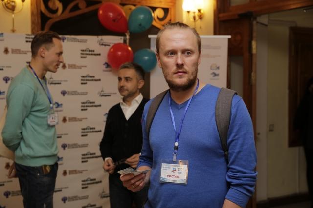 X всероссийский кинофестиваль «Человек, познающий мир». Александр Новиков-Янгинов