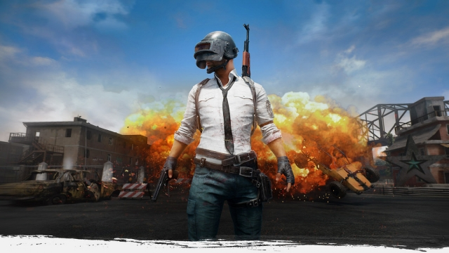 Постер игры PlayerUnknown's Battlegrounds