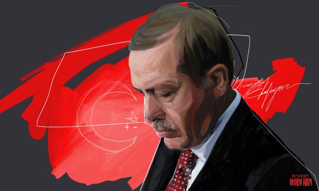 Эрдоган вновь вспомнил о переделе границ на Ближнем Востоке