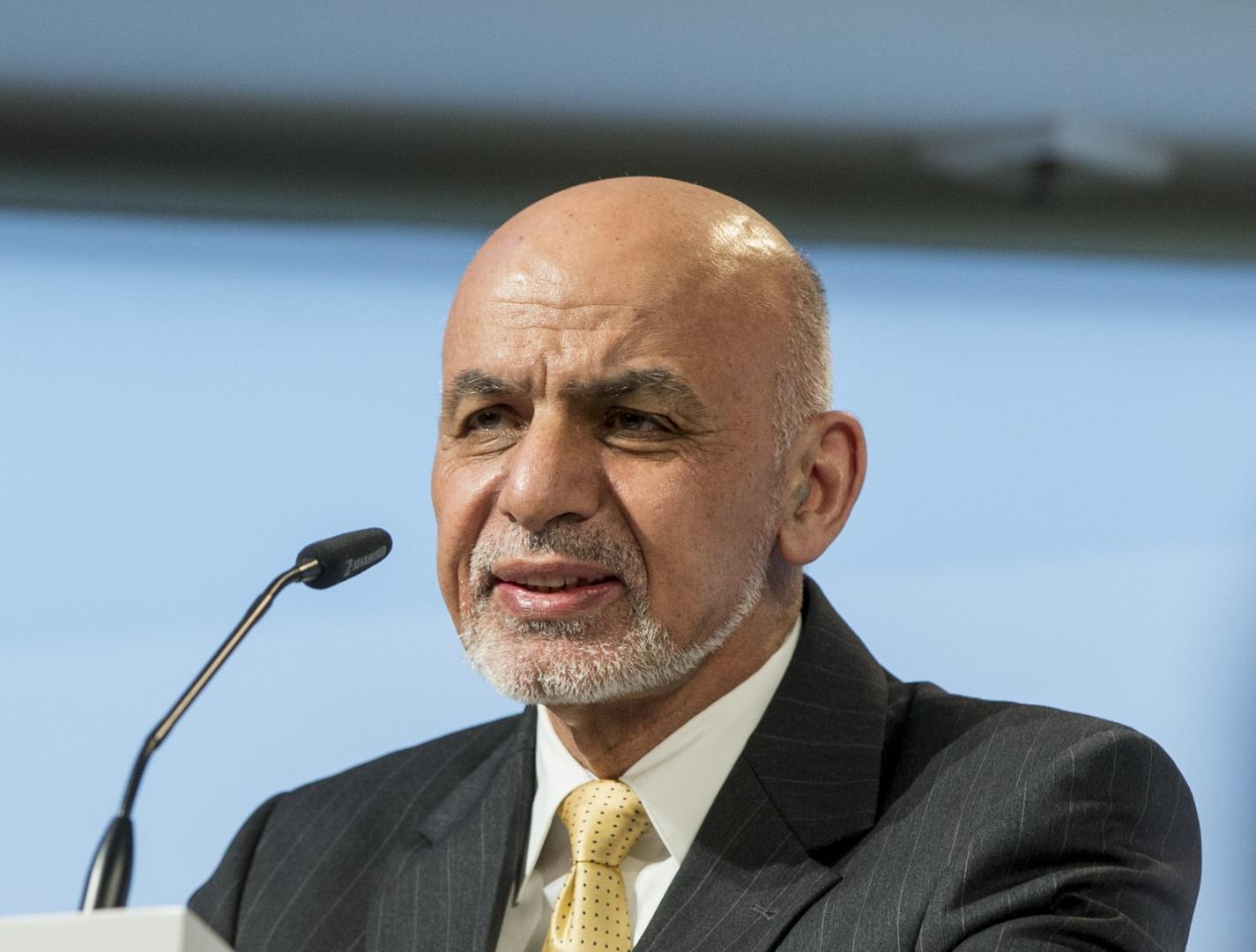 Названа сумма украденного президентом Афганистана из казны