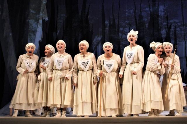 В Марий Эл проходит XII фестиваль театров финно-угорских народов