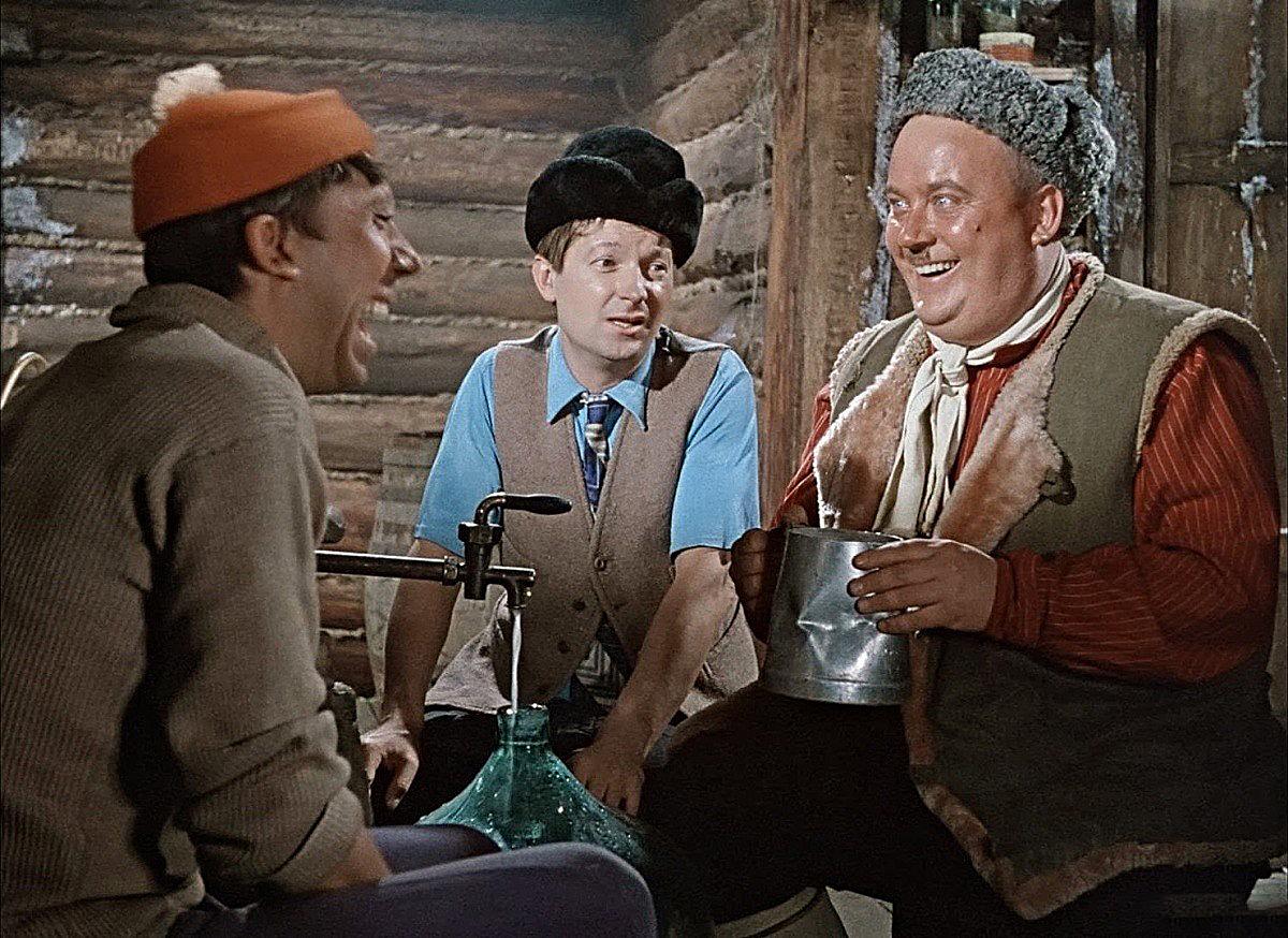 Смешные картинки из советских комедий