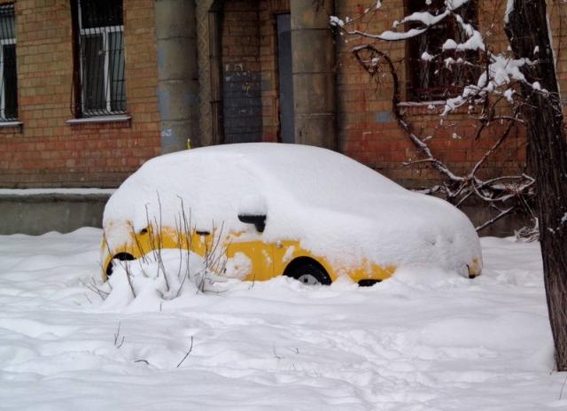 В выходные в Москве выпадет снег