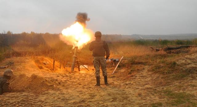 ДНР: ВСУ 14 раз открывали огонь, пострадала девушка