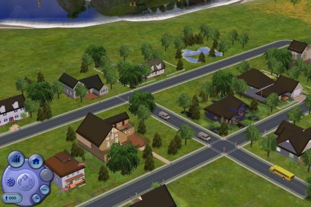 Глава одного из посёлков Ленобласти объяснил дизайн-проекты из The Sims 2