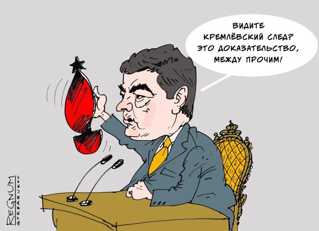 Старая песня о главном. Порошенко просит новых санкций против России