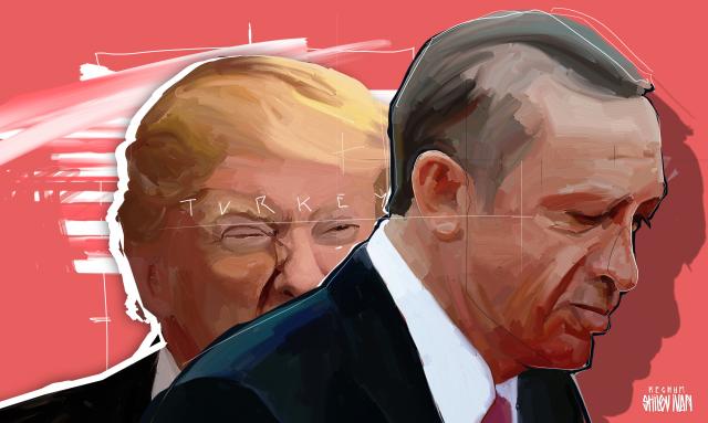 Syndication Bureau: Отношениям между США и Турцией грозит новое обострение?