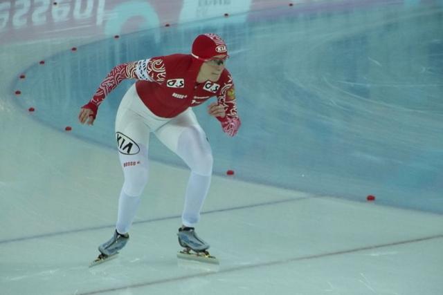 Шихова стала третьей на этапе кубка мира по конькобежному спорту в Японии